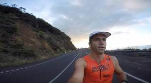 Who has time for selfies in an ultra marathon?